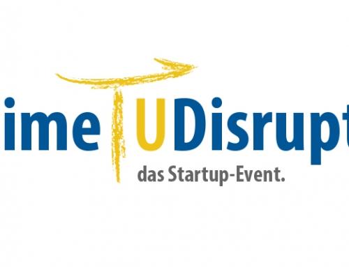 TimeTUDisrupt – Tauche ein in die Berliner Startup-Szene!